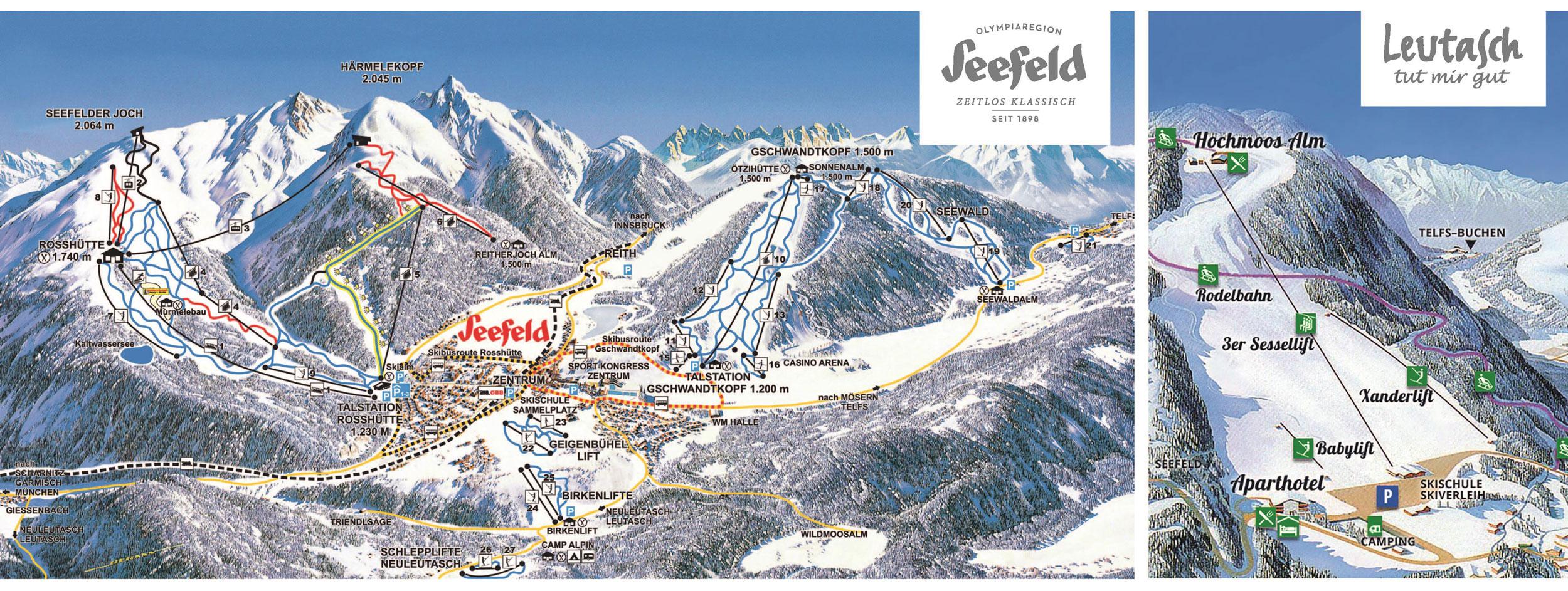 Maps Seefeld