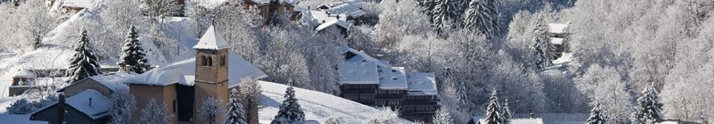 Champagny en Vanoise Skigebied Skigebied Champagny en Vanoise