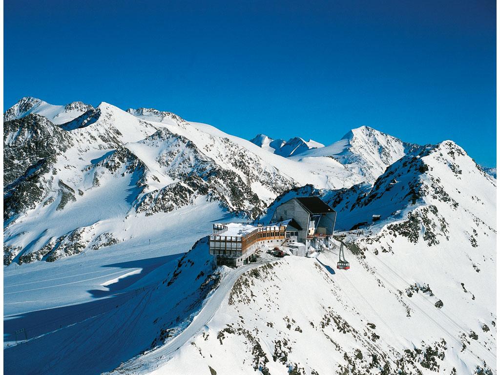 Hotel De Gletscher