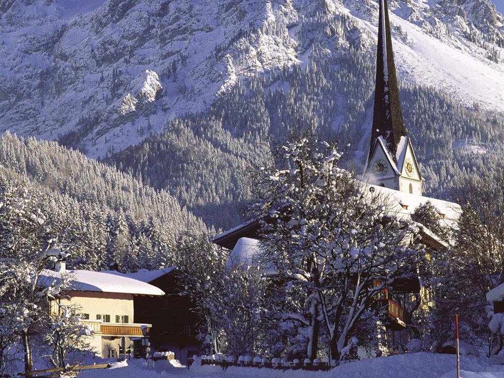 Bergwetter Scheffau