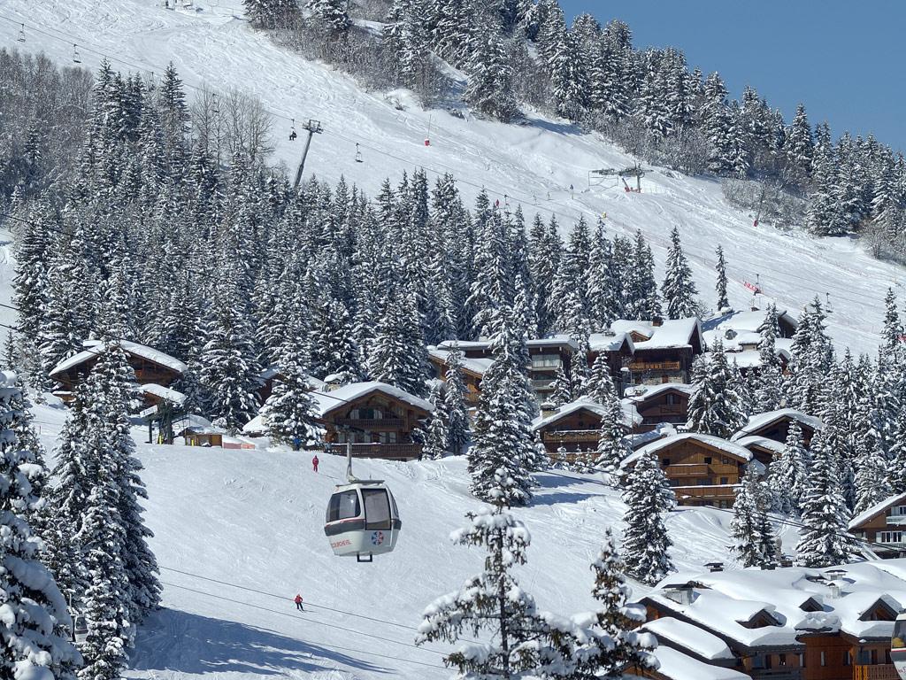 Courchevel station de ski - Courchevel 1650 office du tourisme ...