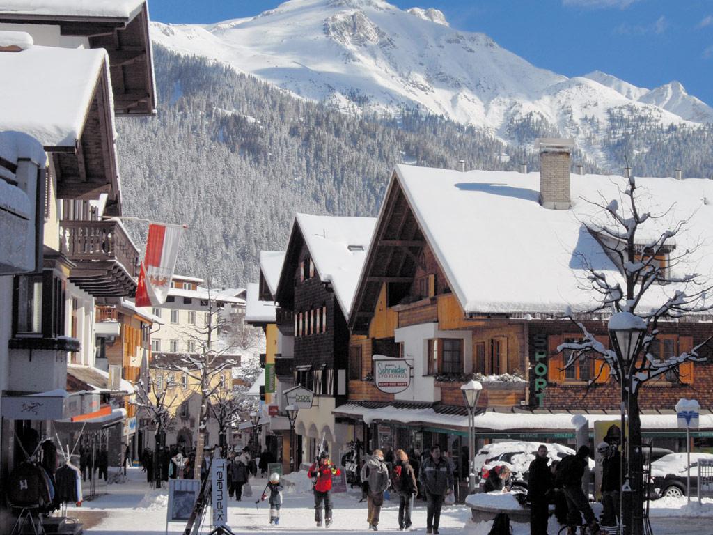 St Anton Hotel Arlberg
