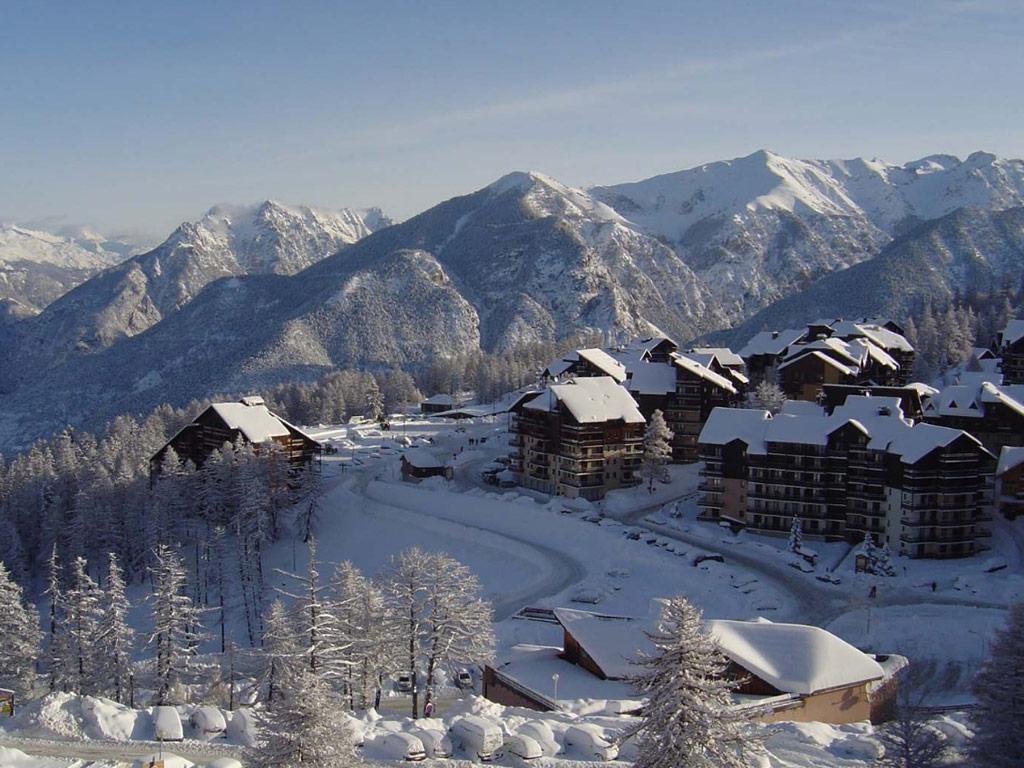 Risoul station de ski - Office du tourisme grenoble ...