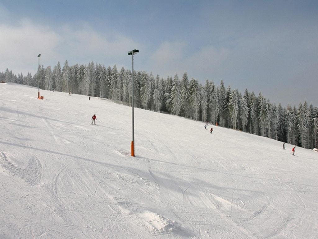 Schneelage Thüringen