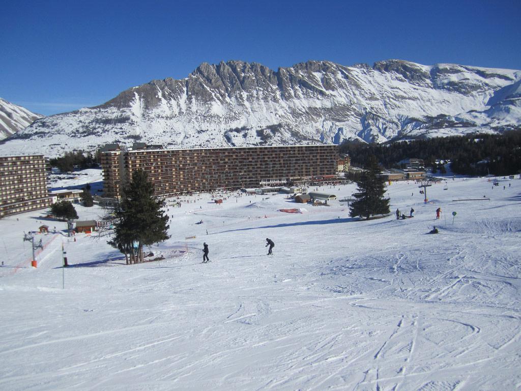 Skigebiet superd voluy skiurlaub skifahren in frankreich - Office de tourisme superdevoluy ...