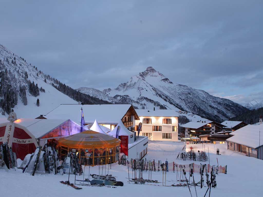 St Anton Ski Hotels