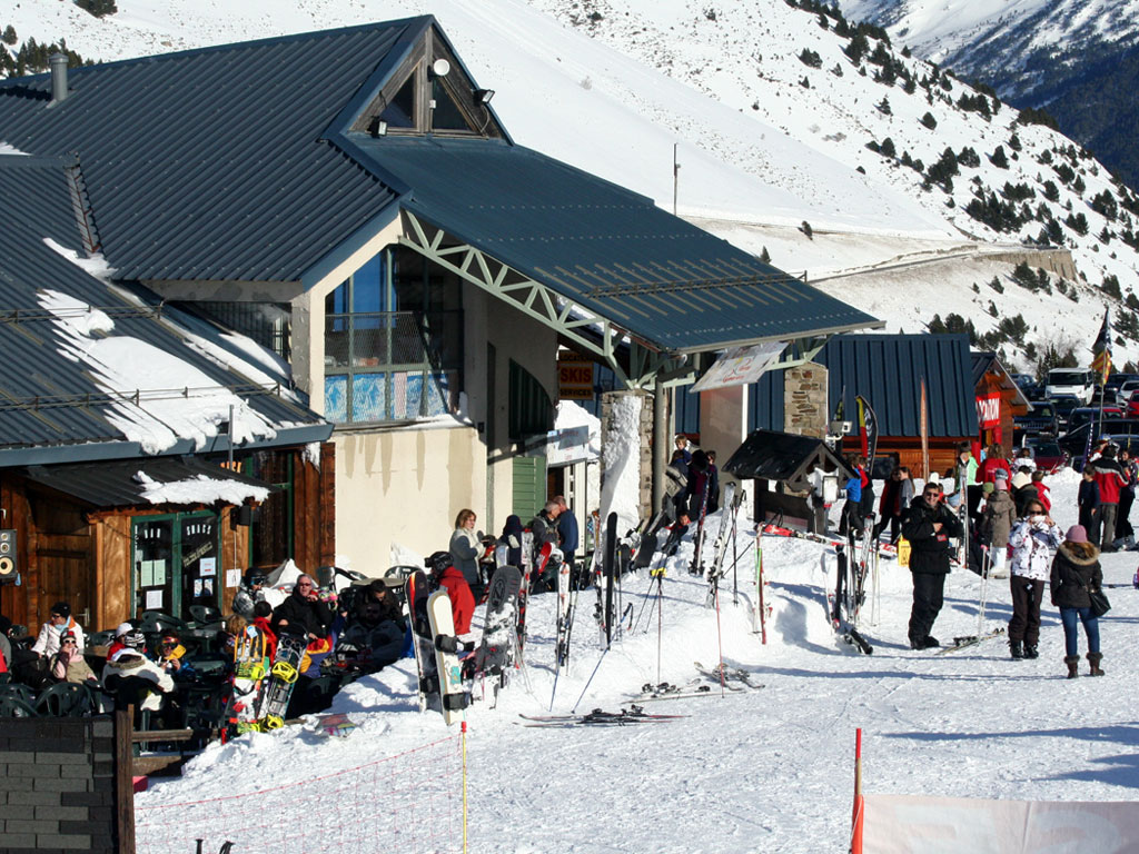 Port puymorens station de ski - Webcam porte puymorens ...