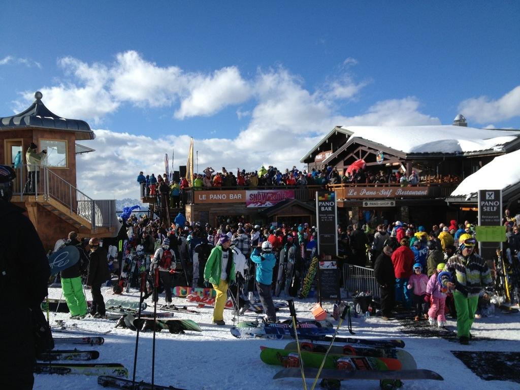 Les deux alpes is re wintersport for Hotels 2 alpes
