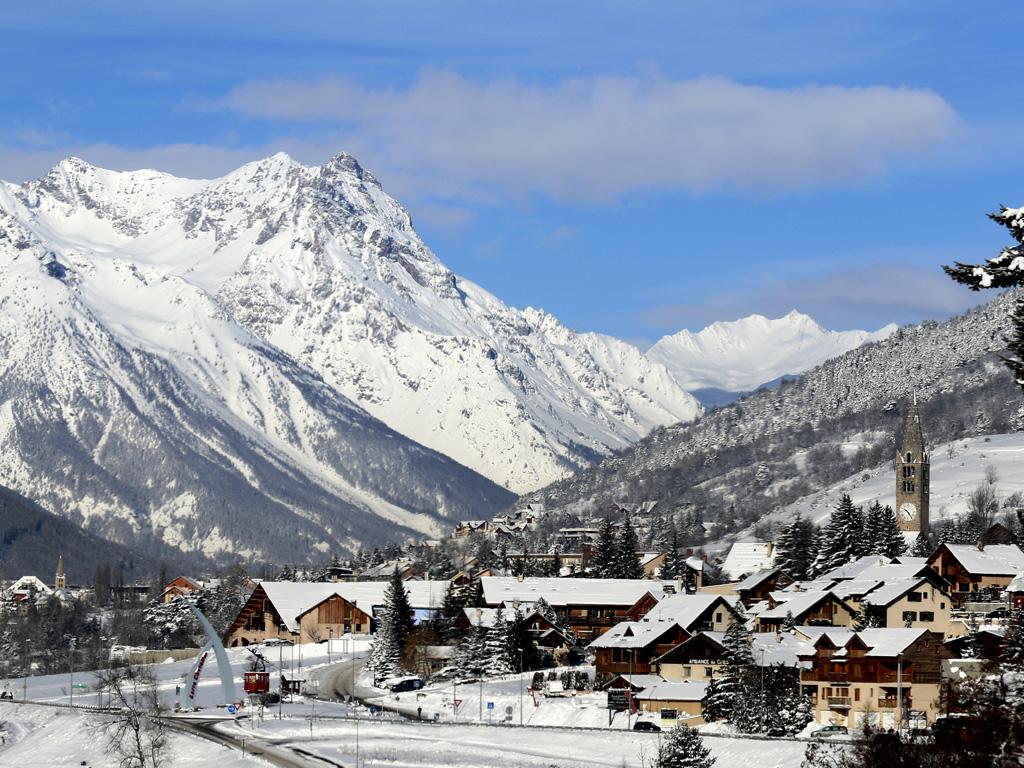 Le mon tier les bains station de ski for Les bains en france