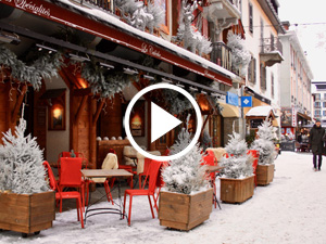 Chamonix: 5 tips voor je wintersport, centrum van Chamonix