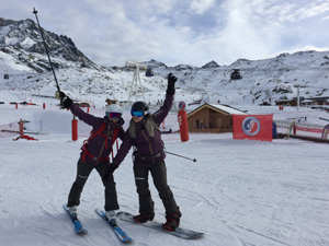 Perfecte seizoensstart in Val Thorens