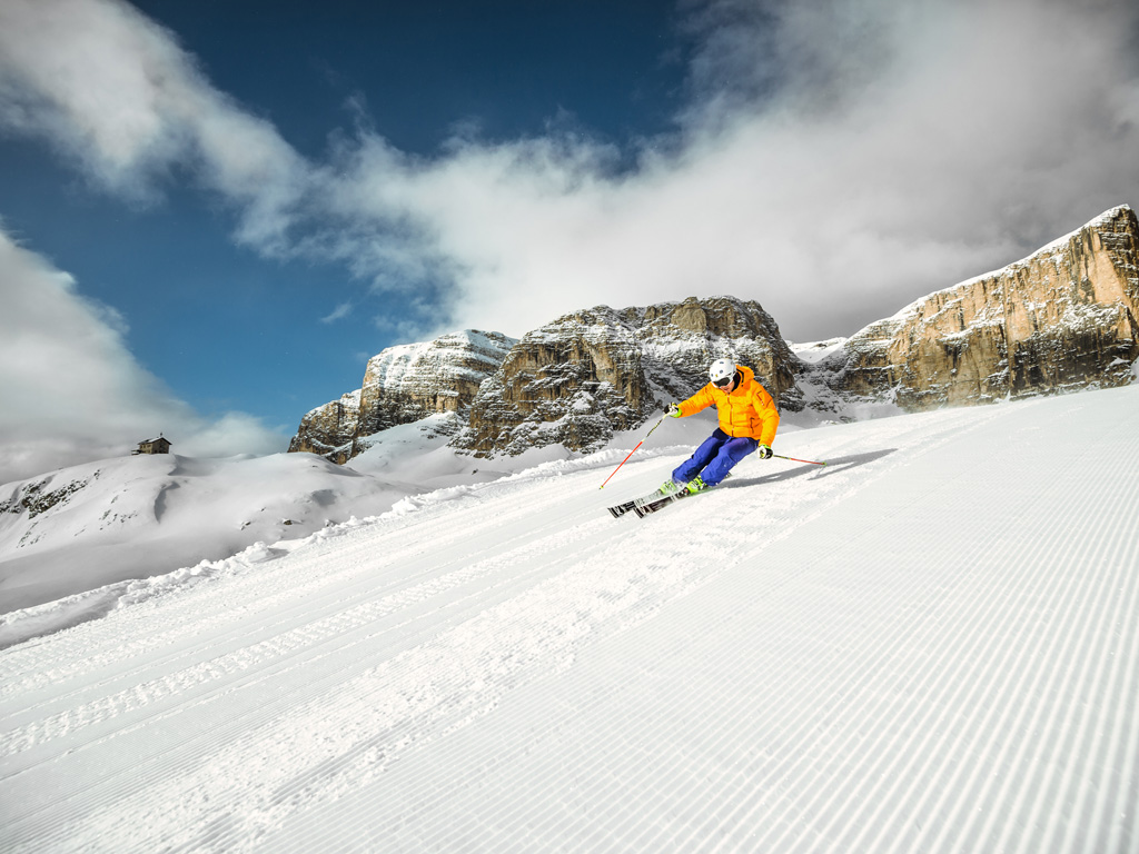 Wintersport in Zuid-Tirol: Alta Badia