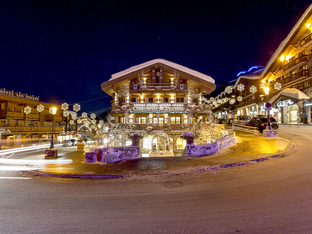 Courchevel ski ski holidays in france - Office tourisme courchevel 1650 ...