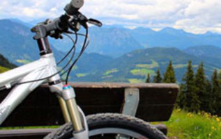 Mountainbiken in Wilder Kaiser