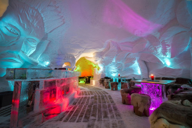 Iglu-Lodge Oberstdorf