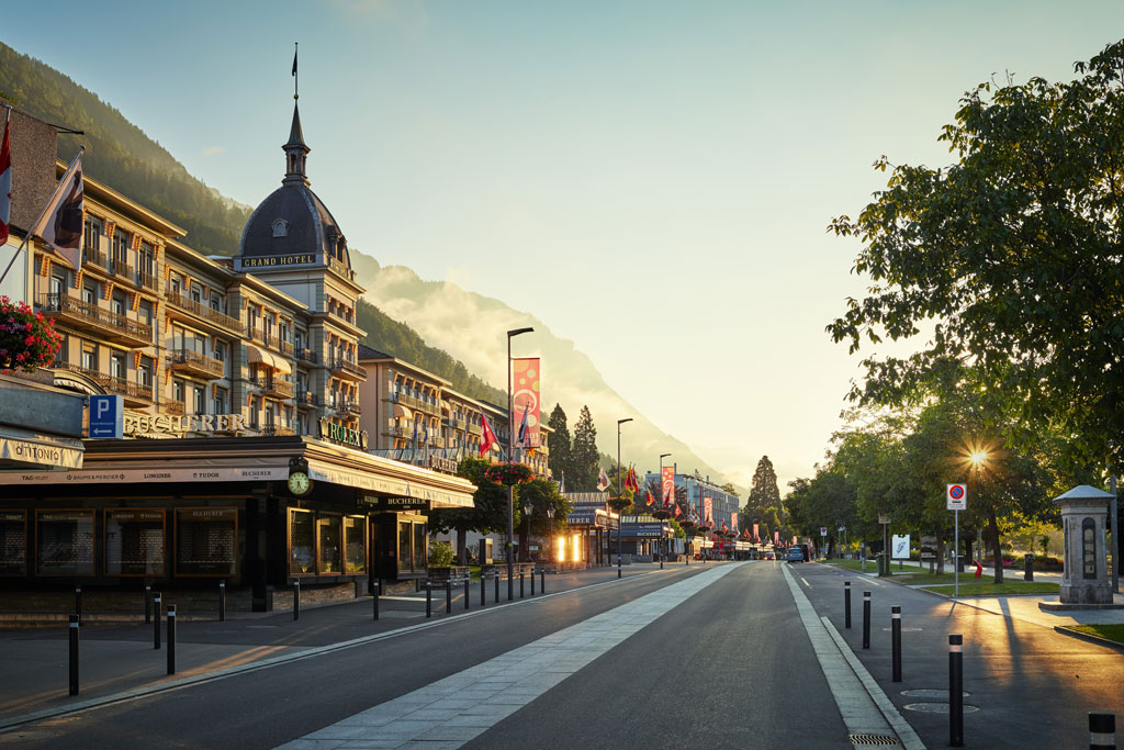 Alles over Interlaken